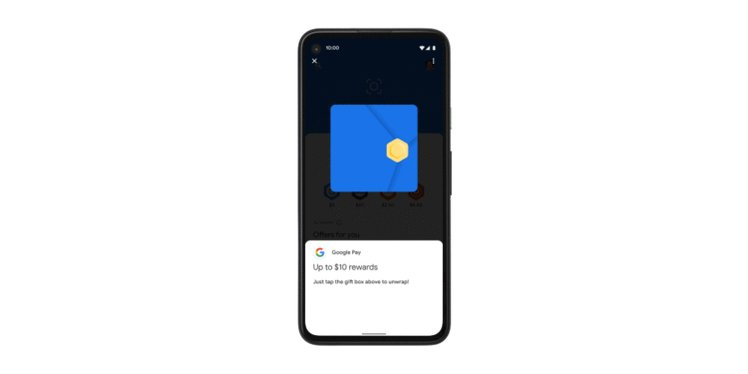 The new #GooglePay is even more rewarding. You can get cashback when you pay or refer friends, shop at your favorite brands, and more. 🎉  Get the app →