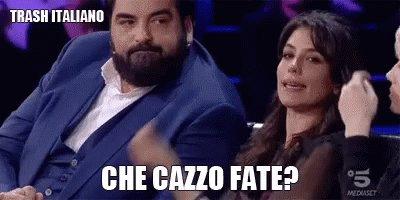 Trash Italiano Amici GIF