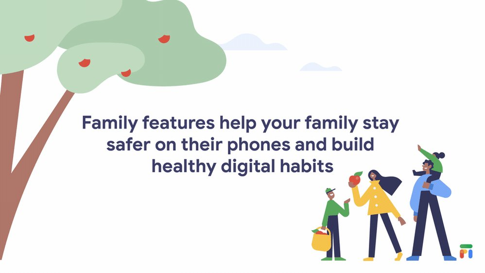 Starting this week, all Fi plans include family features at no extra cost.  ✔️Monitor and budget data usage ✔️Block calls and texts from strangers ✔️Set content filters, screen time limits and more with Family Link  Learn more here →