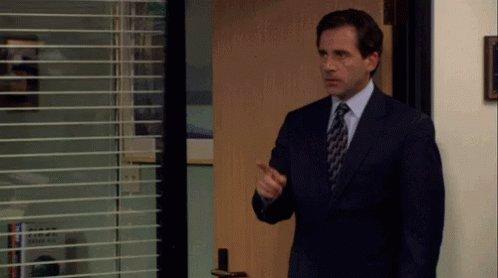 The Office Steve Carell GIF