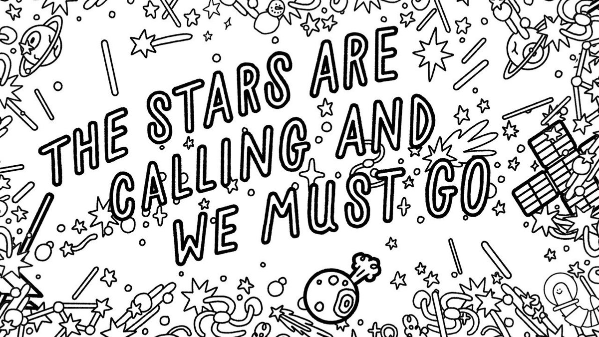 Just like there are secrets that are yet to be discovered in our universe, NASA's new space coloring pages have hidden gems too. Download the pages, then share your creations on social media using #ColorWithNASA 🎨 DETAILS >>