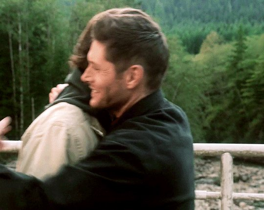 Image for the Tweet beginning: so many emotions rn. #Supernatural