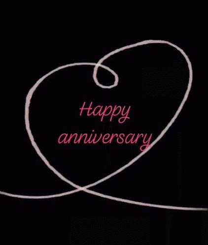 Happy Anniversary Love GIF