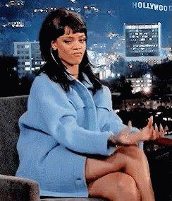 Rihanna Money GIF