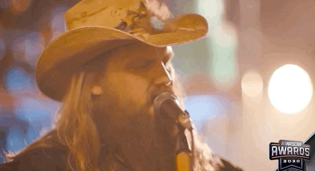 """If you missed @ChrisStapleton during the #NASCARAwards, we've got you covered!   Watch the television debut of his song """"Arkansas"""" right now on our @YouTube page:"""