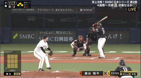 【日本シリーズ】デスパイネ満塁ホームランwwwww