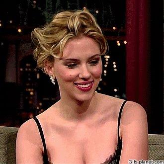PARABÉNS PITICA  Happy Birthday Scarlett Johansson
