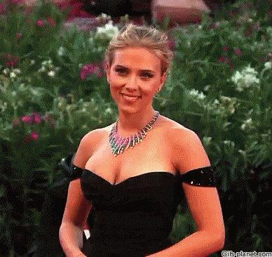 Happy Birthday to the most gorgeous lady......Scarlett Johansson.