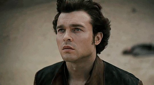 Happy birthday, Alden Ehrenreich!!! Hopefully we see him in Solo 2 some day!!