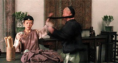 @AyeshaSelden Facts! @OfficialZhangZ served exquisite violence in every film appearance. #IfIOwnedTwitter