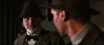 "#NowWatching Indiana Jones and the Last Crusade (1989)  ""Junior?"" #MoviesImThankfulFor #SeanConnery"