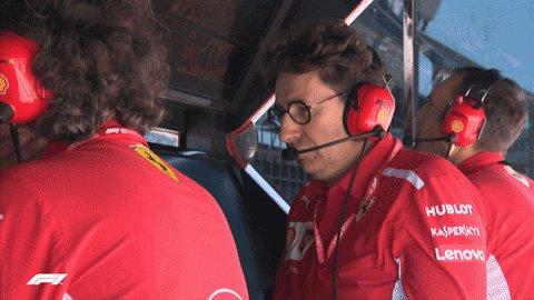 Ferrari garage rn:  #F1 https://t.co/N9uY7th2e4 https://t.co/qo9bz6a5Ni