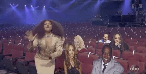 Me dancing alone in my room during all the #AMAs performances 😅😂 @tarajiphenson