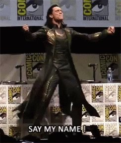 Villain, but not ☑️  Took the entire Avengers to defeat him, only for them to also need his help ☑️  More popular than the 'hero' ☑️  Film had to be reshot b/c previewers demanded more scenes of him ☑️  Actually won #MTVAwards for best villain ☑️  #LOKI