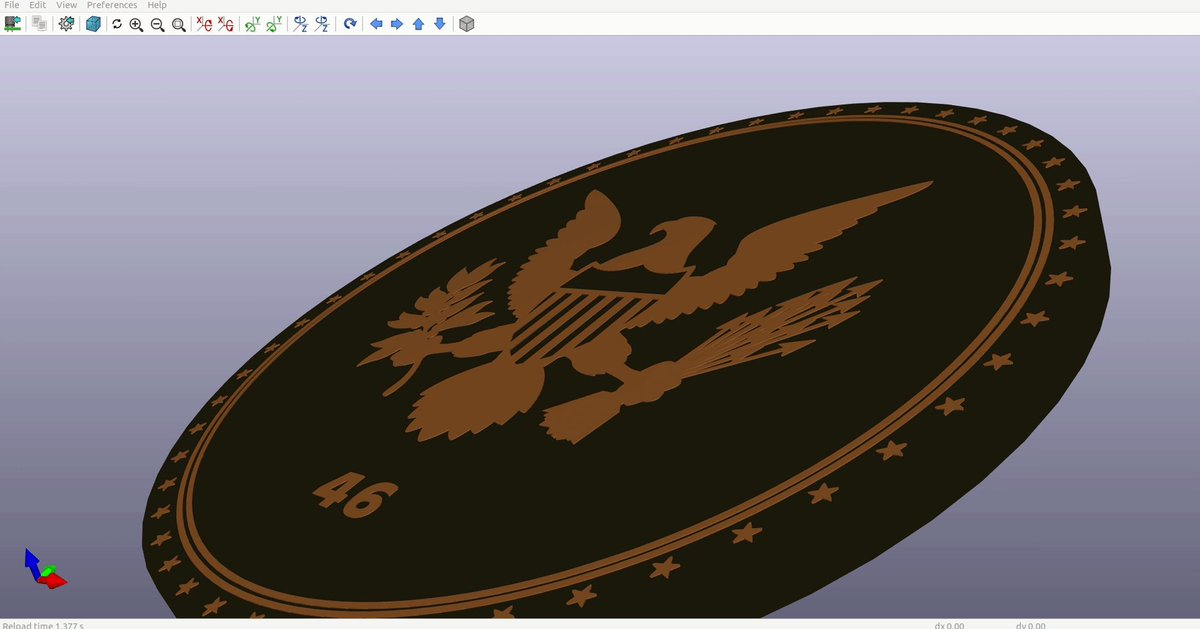 @GPTreb @oshpark Ya know, @Transition46 does look good in @kicad_pcb 🦅