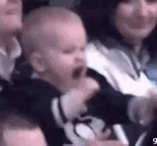 Baby Scream Yeah GIF