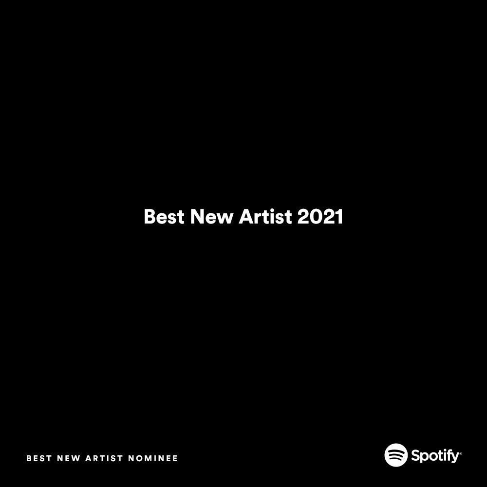 Congrats to all the nominees for #BestNewArtist 2021 👇  @oranicuhh @DSmoke7 @DojaCat @IngridAndress @KAYTRANADA  @theestallion @noahcyrus @phoebe_bridgers  Show 'em some love 💚