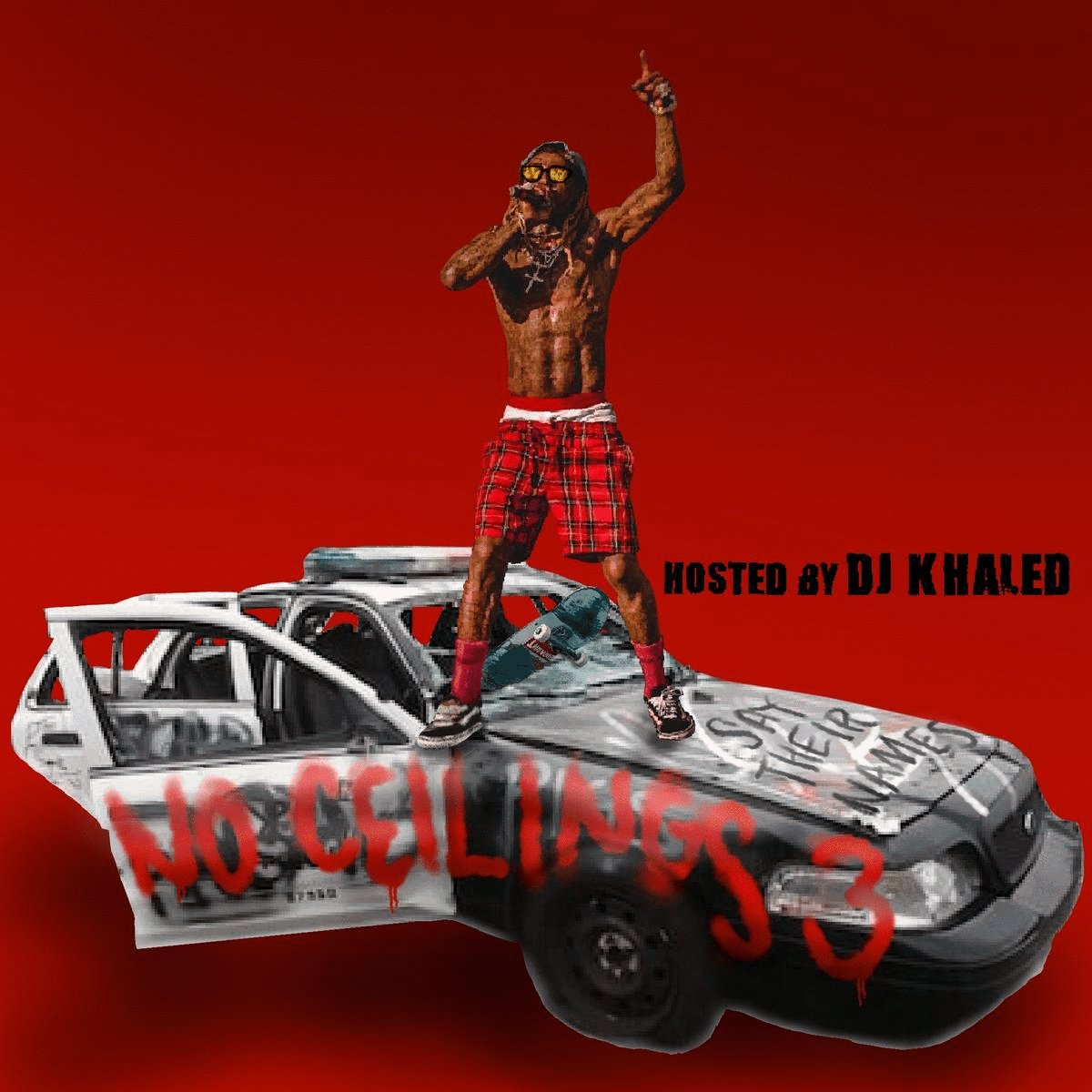 😳 Lil Wayne  NO CEILINGS 3 . 😳 🔥😳 🤯 @LilTunechi   THEY TRIED PUT A CELING ON OUR GREATNESS SO WE TOOK THE CEILING OFF ❗️ ANOTHER 😳NE ❗️@mackmaine  🔜 ❗️ powered by @DatPiff @Worldstar