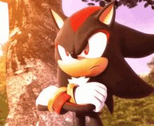 Garrulous64 - Raise your hand if you forgot that Shadow was playable in Sonic Forces
