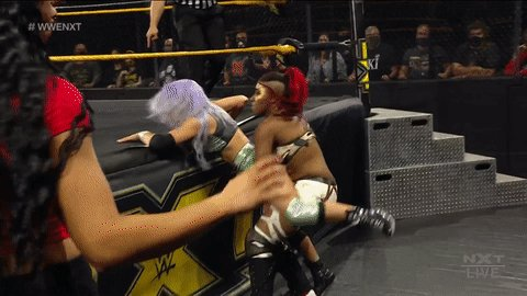 @WWENXT's photo on Candice