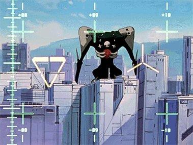 Neon Genesis Evangelion - Gainax - 1995/1996