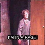 "Starkid Potter screams ""I'm in a rage!"""