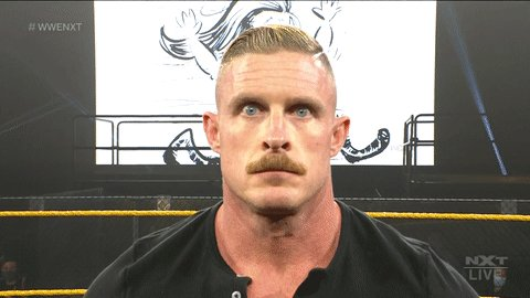 When someone took the last piece of pie because you had to respond to a text...  #WWENXT https://t.co/eHLMrVkUNa