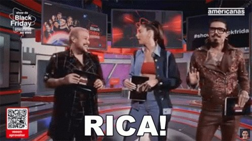 Ainda não acabou, viu? Tenho mais surpresas que eu sei que vocês vão amar 👀 Bora pra live! #ShowDaBlackFriday #RedFriday
