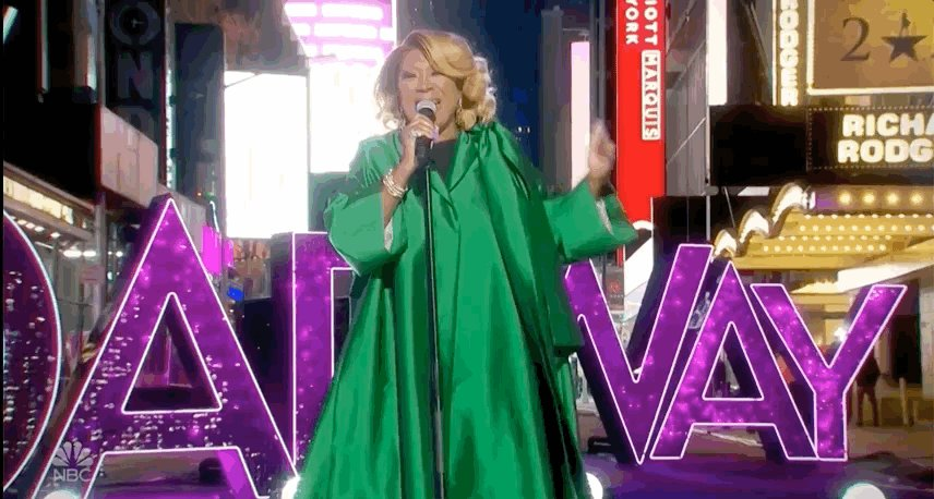 Replying to @iHeartRadioBway: The Legendary @MsPattiPatti. That's it..that's the tweet. #BestofBroadway