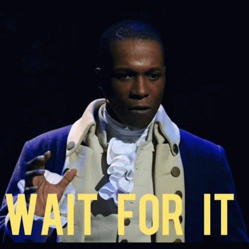 Aaron Burr Hamilton GIF