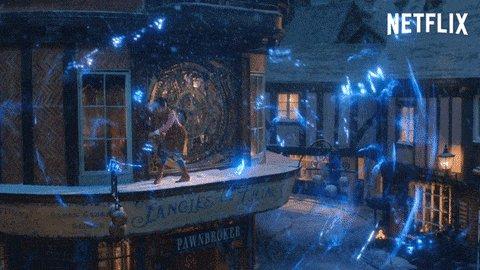 So #JingleJangleNetflix is EVERYTHING holy crap!!