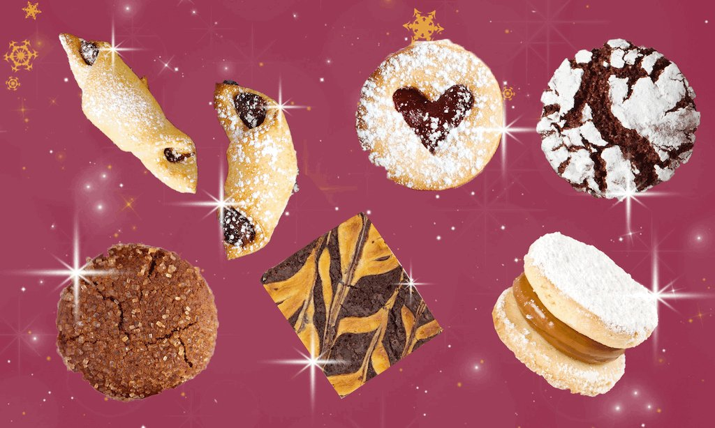 The best holiday cookie recipes, according to Eater editors trib.al/1ovWZZx