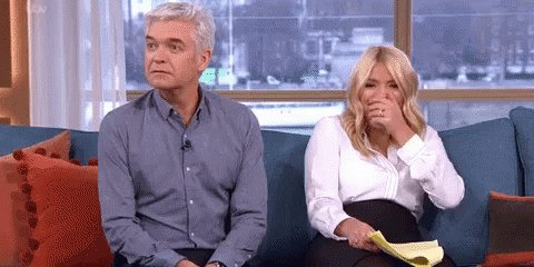 Deck the halls with boughs of Holly Willoughby #AddAWordRuinAChristmasSong