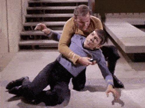 Star Trek Star Trek Tos GIF