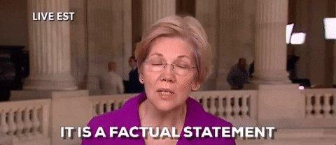 Elizabeth Warren Feminism GIF by Women's History Month