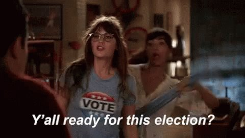 Election Yall Ready For This Election GIF