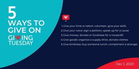 @ItsDeana_ #GivingTuesday