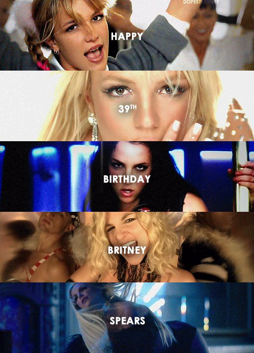 A star was born 39 years ago today! Thank you for being my main source of happiness @britneyspears 💝 #HappyBirthdayBritney