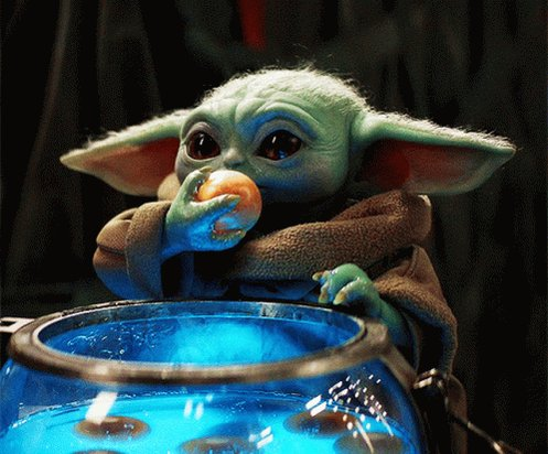 #IfICouldDoOver would never have left baby yoda alone with those eggs  -mandalorian