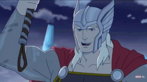 #ColdABand They Might Be Frost Giants