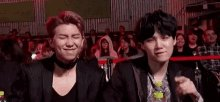 Congratulations to billboard top 10 BB 100 songwriters Kim Namjoon and Min Yoongi!!! You deserve it.  #NamgiHot100Songwriter #3Hot100SongWriterRM  #9Hot100SongwriterSUGA