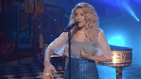 Hopefully more people are put on Tori Kelly after seeing her run on #TheMaskedSinger. Her vocals are beastly and don't get enough recognition.