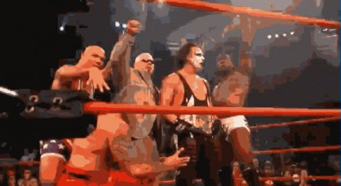 @Sting on Dynamite same night as an @IMPACTWRESTLING crossover is launched. Coincidence?? I think not. I think we all know a Main Event Mafia reunion is inevitable. #AEWDynamite #AEWonTNT #AEWxIMPACT #AEWWinterisComing