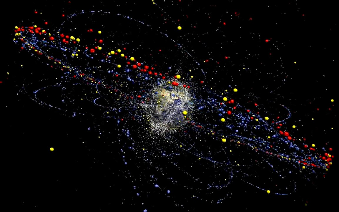 The Kessler syndrome is a scenario in which the density of objects in low earth orbit is high enough that collisions between objects trigger a chain reaction that could render space activities in specific orbital ranges infeasible for many generations https://t.co/GLVmcdfpmL