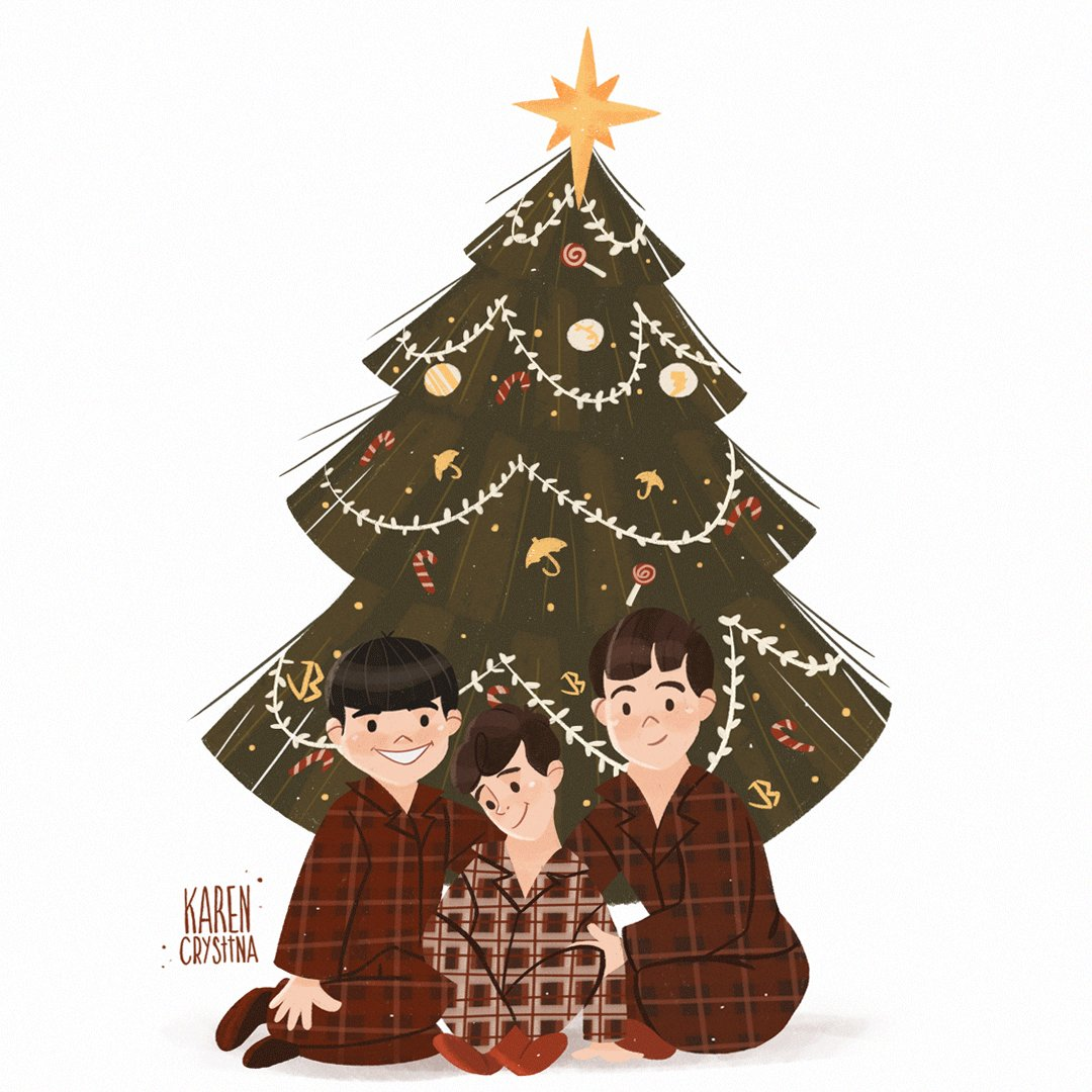 i miss the feeling waiting for santa to show... i need you, christmas... 🎅🏻🎄❤️ @jonasbrothers @joejonas @nickjonas @kevinjonas #fanart #jonasbrothers - ⠀⠀⠀⠀⠀⠀⠀⠀⠀⠀