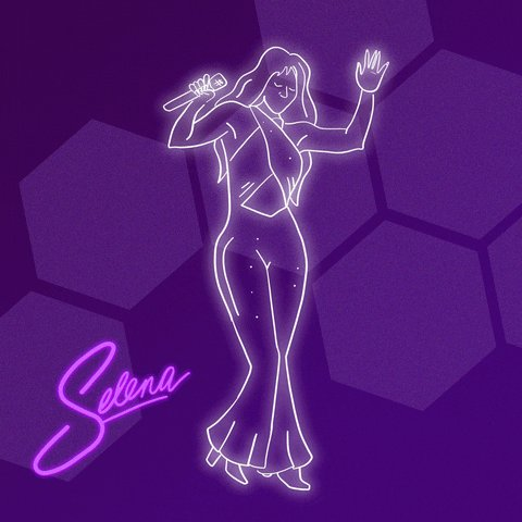 As a Texas native I'm happy the world is getting a more in-depth version of Selena's life, but that first performance of Como La Flor was cringeworthy. I feel like I was watching the actress play JLo, play Selena. Does that make sense?  #SelenaNetflix