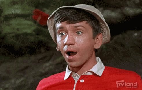 Rescue From Gilligan's Ice Skates #ASongOrMovieForClothes