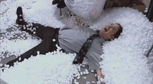 The Office Christmas daily gif. One gif every day til Christmas day. 05/12/20 #TheOffice #Xmas  #Dwight
