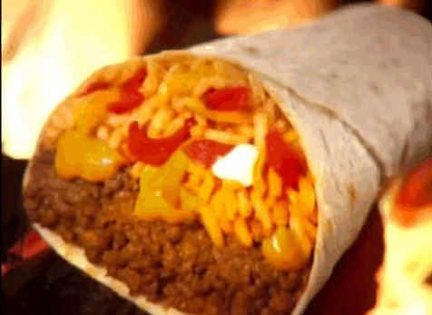 #MexicanFoodIn5Words Beef Burritos are always delicious.