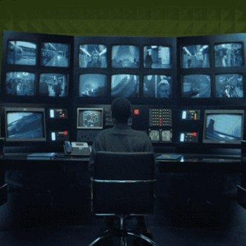 control room spy GIF by trainline